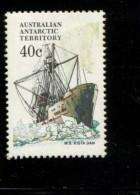395121779 AUSTRALIAN ANTARCTIC TERRITORY 1981  POSTFRIS MINT YVERT 50 - Territoire Antarctique Australien (AAT)