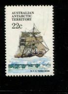 AUSTRALIAN ANTARCTIC TERRITORY 1981  POSTFRIS MINT YVERT 41 - Territoire Antarctique Australien (AAT)