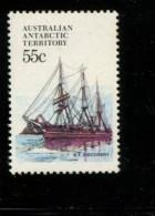 AUSTRALIAN ANTARCTIC TERRITORY 1981  POSTFRIS MINT YVERT 45 - Territoire Antarctique Australien (AAT)