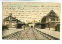 17814   -   Ensival   -   La Gare - Verviers