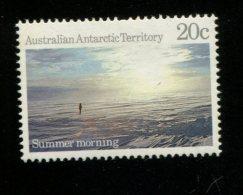 AUSTRALIAN ANTARCTIC TERRITORY 1987  POSTFRIS MINT YVERT 76 - Territoire Antarctique Australien (AAT)