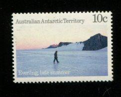 AUSTRALIAN ANTARCTIC TERRITORY 1987  POSTFRIS MINT YVERT 75 - Territoire Antarctique Australien (AAT)