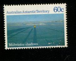 AUSTRALIAN ANTARCTIC TERRITORY 1987  POSTFRIS MINT YVERT 78 - Territoire Antarctique Australien (AAT)