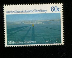 AUSTRALIAN ANTARCTIC TERRITORY 1987  POSTFRIS MINT YVERT 78 - Neufs