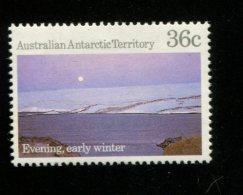 AUSTRALIAN ANTARCTIC TERRITORY 1987  POSTFRIS MINT YVERT 77 - Territoire Antarctique Australien (AAT)