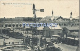 55338 SPAIN ESPAÑA VALENCIA EXPOSICION REGIONAL & MILL MOLINO POSTAL POSTCARD - Non Classés