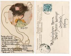 KIRCHNER RAPHAEL Cartolina/post Card #16 - Kirchner, Raphael