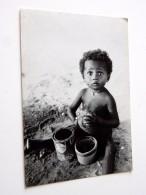 Carte Postale Ancienne : BRESIL, BRASIL : Un Enfant De Recife Dont La Vie Commence à Changer, Frères Des Hommes - Recife