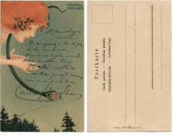 KIRCHNER RAPHAEL Cartolina/post Card #18 - Kirchner, Raphael