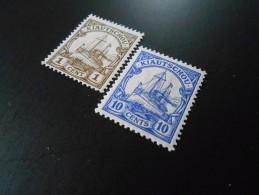 D.R.Mi 28 L+31 - 1C*+10C* - MLH  Deutsche Kolonien ( Kiautschou ) 1906 - Colony: Kiauchau