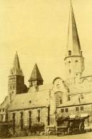 Belgique Gand Gent Eglise Saint Jacques Sint-Jacobskerk Ancienne Photo 1890 - Photos