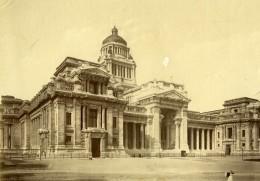 Belgique Bruxelles Palais De Justice Ancienne Photo 1890 - Fotos
