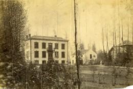Belgique Haërins Haërens ? Maison De Léonce Ancienne Photo 1890 - Photographs