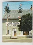 CPSM MONTBOUDIF (Cantal) - Maison Natale De George POMPIDOU Président De La République - Sonstige Gemeinden