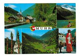 12416  Cpm  MUHR  : Multivues - Österreich