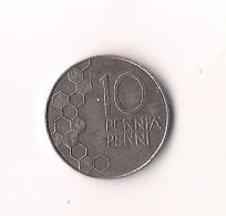 FINLANDIA 10  PENNIA  2000 M - Finlandia