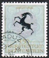 Liechtenstein SG514 1969 Arms Of Church Patrons 1f.50 Good/fine Used - Liechtenstein