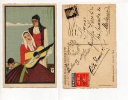 BAKIS FIGUS Cartolina / Post Card #4 - Illustratori & Fotografie