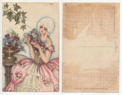 CHIOSTRI Cartolina / Post Card #15 - Illustratori & Fotografie