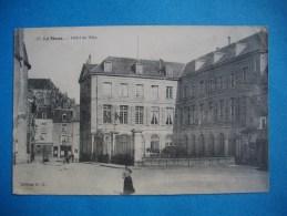 LE MANS  -  72  - Hôtel De Ville  -  Sarthe - Le Mans