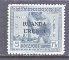 RUANDA  URUNDI  22   * - 1916-22: Neufs