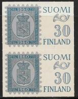 Finland, Scott # 367 MNH Pair Helsinki Stamp Exhibit, 1960 - Finland