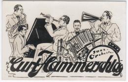 Hammerschlag Jazz Orchester, Accordeon Accordion Sax Piano Violin - Musica E Musicisti