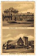 BELGIQUE SAINT AMAND  CHATEAU DE L ESCAILLE FERME  *****    RARE  A   SAISIR   ****** - Gent