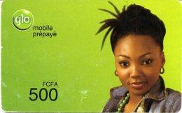@+ Benin - Recharge GSM Glo - Femme (14/05/2012)
