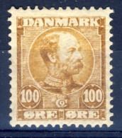 #K3056. Denmark 1905. Michel 52. MNH(**)