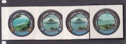 Tonga 1979 Views  4 Stamps MNH - Tonga (1970-...)