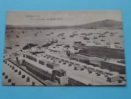 Top Of CASEMATES And Spanish Ground ( N° 8 ) Gibraltar - Anno 19?? ( Zie Foto Voor Details ) !! - Gibraltar