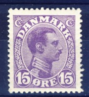#K3073. Denmark 1913. Michel 69a. MNH(**) - Ungebraucht