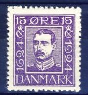 #K3087. Denmark 1924. Michel 141. MNH(**) - Nuovi