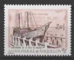 St. Pierre Et Miquelon (1987) Yv. 479  /  Barcos - Bateaux - Ships - Schiffe - Barche - Boats - Boten