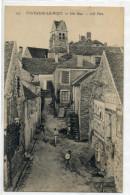 77    FONTAINE LE PORT         Une Rue - France