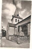 -58- DECIZE  L'église - Timbrée TTB - Decize
