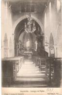 -55- AUZEVILLE  Intérieur De L'église TTBneuve - France
