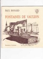 Fontiane De Vaulion - Histoire
