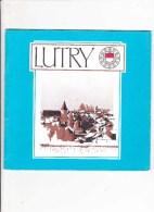 Plaquette Lutry - - Histoire