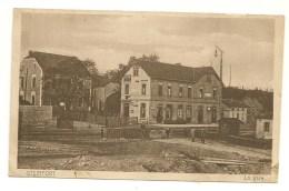 Luxembourg  Steinfort , La Gare . - Postales