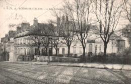 62 BOULOGNE SUR MER LA SOUS PREFECTURE CIRCULEE 1909 - Boulogne Sur Mer