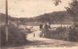 21-BLAISY- ENVIRONS DE MONTBARD - France