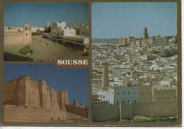 CP - PHOTO - SOUSSE - 401 - TANIT - MULTIVUES - Túnez