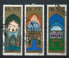ISRAEL - N° 556 à 558 - Nouvel An 5735  - O - Israel