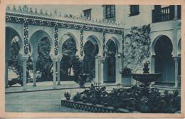 CP - ALGER - PALAIS D´ETE - COUR DE MARBRE - 47/5 - - Algiers