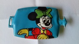 Figurina MIO LOCATELLI Plasteco Serie HIT PARADE N 1 – MINNI - Topolino Paperino Disney - Disney