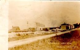 Francis Creek Wis Manitowoc Rockweel Lime Kilns  Four A Chaux ( Trance D´usure ) - Etats-Unis