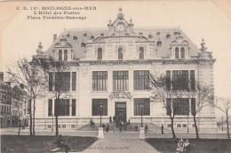 G , Cp , 62 , BOULOGNE-sur-MER , L'Hôtel Des Postes , Place Frédéric-Sauvage - Boulogne Sur Mer