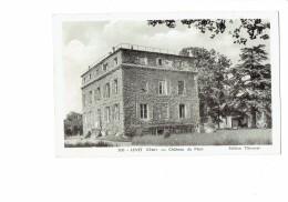 Cpa - 18 - LEVET - Cher - Château Du Plaix - Edit Thévenin 306 - 1954 - France